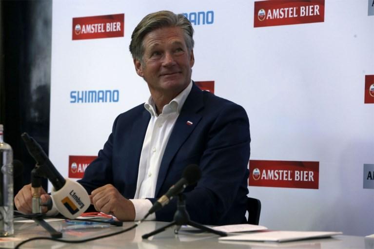 """Krijgt na de Ronde van Vlaanderen ook de Amstel Gold Race een virtuele versie? """"Moeilijk, maar we bedenken nog wel iets"""""""