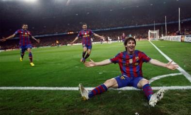 """Dag op dag tien jaar geleden liet Lionel Messi het Arsenal van Vermaelen alle sterretjes zien: """"Hij maakte het onmogelijke mogelijk"""""""