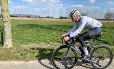 """Maxim Pirard reed dit weekend Ronde van Vlaanderen van 1001 km: """"Genoeg calorieën verbrand om hele week frieten te eten"""""""