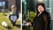 """Mini-Maggie De Block prijkt in Merelbeekse voortuin: """"Een uit de hand gelopen hobby"""""""