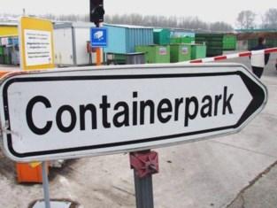 Recyclageparken van Verko openen opnieuw op dinsdag 7 april