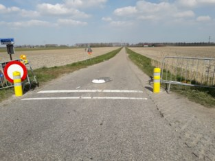 Onbekenden vernielen landbouwsluis aan Clarapolderweg