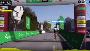 Na druk bekeken 'DeRonde2020' lopen grote wielerploegen storm voor virtuele Ronde van Zwitserland
