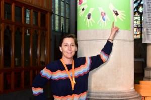 """Communicatiedirecteur Anne-Sophie (42): """"Al vier weken zelf geen inkopen gedaan"""""""