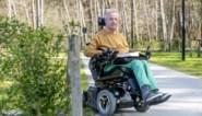 """Verlamde Rudy (57) is bang van besmetting, maar heeft mensen rond hem nodig: """"Ik kan de regels van social distancing niet respecteren"""""""