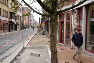 Sleepstraat krijgt nog meer brede voetpaden