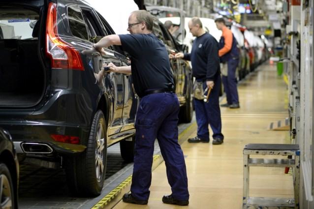 Volvo Car Gent wil na Paasvakantie terug auto's bouwen
