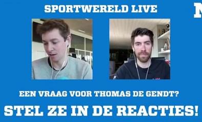 """Thomas De Gendt: """"Als de Tour de France niet doorgaat, zie ik héél veel teams stoppen op het einde van het seizoen"""""""