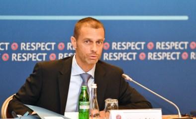 """UEFA-voorzitter roept ons land op het matje: """"Belgen beseffen dat ze in fout zijn gegaan"""""""