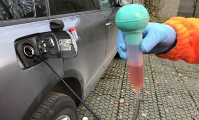 Vorig jaar meer chauffeurs betrapt op gebruik van rode diesel