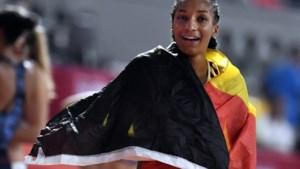 Nafi Thiam verkozen tot Europees Atlete van de maand maart