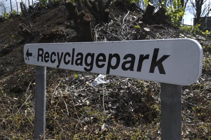 Ook Diepenbeek plaatst camera bij recyclagepark