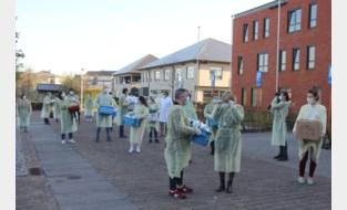Klein leger van Geneeskunde Voor Het Volk test alle bewoners en personeel woon-zorgcentrum op corona