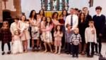 De Radfords hebben zich weer voortgeplant: moeder bevalt van 22e kind