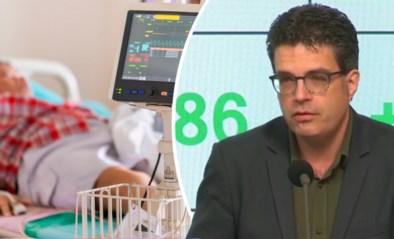Voorbije 24 uur opnieuw 162 doden, maar ook 241 overlijdens in Vlaamse woonzorgcentra gerapporteerd