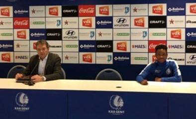 AA Gent legt Belgisch talent Fofana (15) langer vast