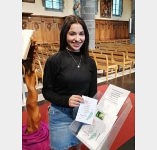 Parochie bezorgt digitaal palmtakje aan gelovigen