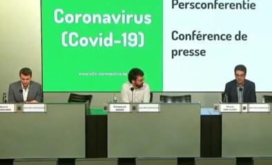 """Voor het eerst daling van hospitalisaties door coronavirus: """"De piek lijkt zich af te tekenen, samen krijgen we de duivel in zijn kot"""""""