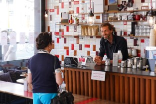 """Thomas Labath heropent zijn koffiebar in Gent: """"We moeten toch een beetje blijven leven"""""""