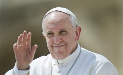 """Paus Franciscus """"Sommige Europese politici doen denken aan Hitler"""""""