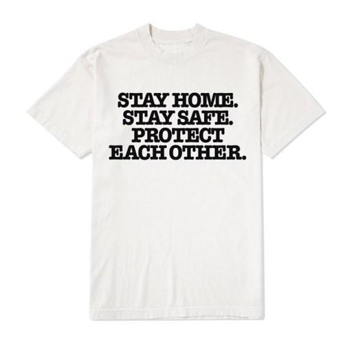 Harry Styles ontwerpt T-shirt om strijd tegen Covid-19 te steunen