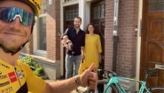 Dylan Groenewegen en Jolien D'hoore fietsen nu voor oudjes, hulpbehoevenden en zorgverleners