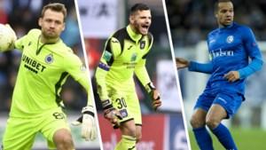 Nieuwe spelersraad met onder meer Simon Mignolet, Vadis Odjidja en Hendrik Van Crombrugge komen voor het eerst samen