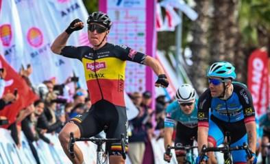 Reglementswijziging doet Tim Merlier mogelijk langer in zijn Belgische driekleur rondrijden