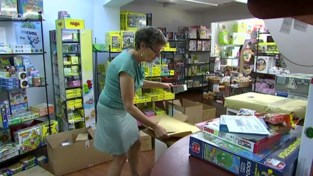 Spelletjeswinkels in regio krijgen massaal bestellingen via webshops binnen