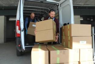Honderd boostboxen voor personeel AZ