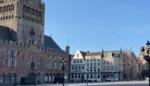 VIDEO. Paasvakantie in lockdown: zo verlaten lag Brugge er nog nooit bij