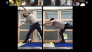 Eersteklassers proberen nieuwe trainingsmethoden uit om de coronasleur te doorbreken