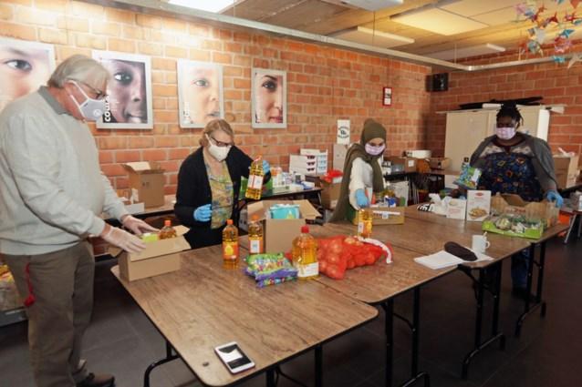 EVA-Centrum zoekt vrijwilligers voor voedselbedeling