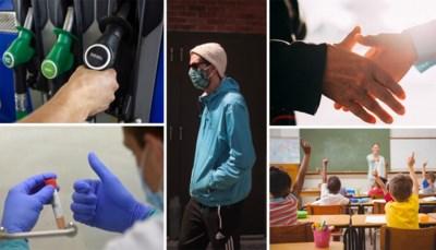Dit zijn de vijf scenario's om de lockdown af te bouwen: van testen aan het tankstation tot opzettelijke besmetting