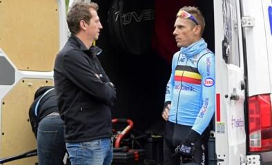 "Philippe Gilbert ""diep teleurgesteld"" in bondscoach Rik Verbrugghe"