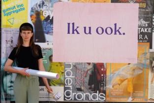 """Centrum van Gent hangt vol roze posters: """"We missen de bands, dj's en organisatoren"""""""
