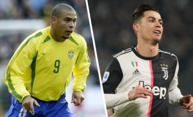 """Gewezen topspits Hernan Crespo legt uit waarom hij Ronaldo beter vindt dan Ronaldo: """"Hij was gewoon ongeëvenaard"""""""