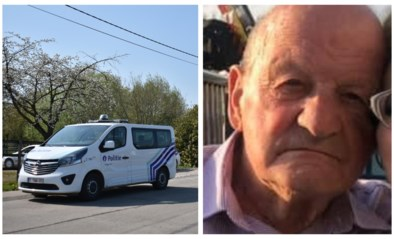 """Lichaam van verdwenen Maurice Strouven (85) teruggevonden door zijn eigen zoon: """"We zullen alle troostberichten nooit vergeten"""""""