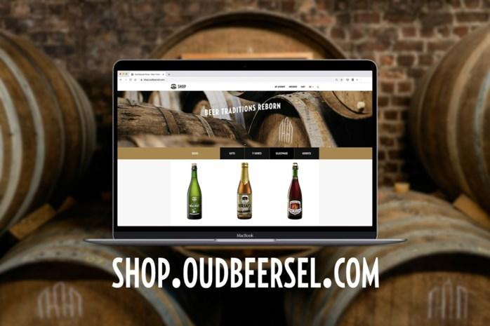 Webshop met gratis levering moet Brouwerij Oud Beersel helpen hoofd boven het water te houden