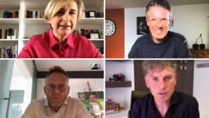 De openbaring van het video-interview: 8 bekende koppen geven een inkijk in hun woonkamer