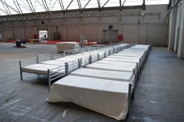 Opvangcapaciteit van centrum voor daklozen in Thurn & Taxis verhoogd naar 150 bedden