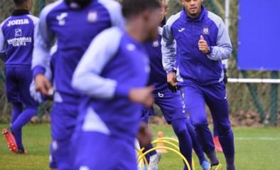 Vincent Kompany wil trainingen hervatten bij Anderlecht