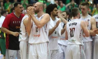 EK basketbal mannen verplaatst van 2021 naar 2022