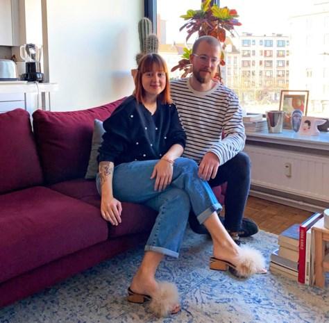 """De conclusies van onze man en zijn vriendin na een sessie relatietherapie: """"Een koude douche"""""""
