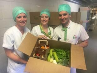 Personeel UZ Brussel heeft dubbel geluk: gratis 'Boostboxen' vol vitamientjes en superette in gesloten cafetaria