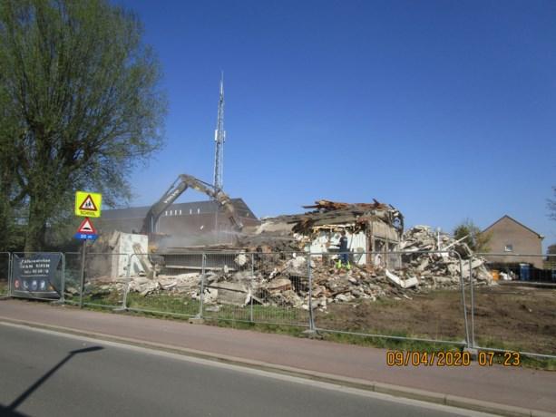 Postkantoor Berendrecht wordt afgebroken