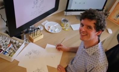 """Getekend corona-aapje verovert de wereld:  """"Had ik geweten dat ze deze aandacht zouden krijgen, had ik meer moeite gestoken in tekeningen"""