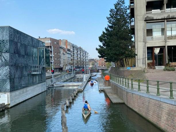Kajakken of kanovaren op de Leie wordt dure ontspanning: coronaboete van 250 euro