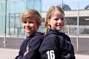 Mechelse tweeling (10) schenkt verjaardagsgeld aan zelfgekozen goed doel