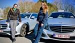 """Patricia en haar dochter Elke vieren jubileum van taxibedrijf in volle coronacrisis: """"Straks geven we opnieuw volle gas"""""""